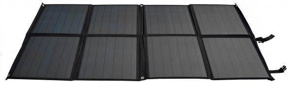 Складная солнечная зарядка панель 120W 18V MTF120, фото 2
