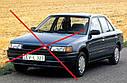 Фара передняя правая Mazda 323 BG 1988-1994 г.в. Koito 110-61308R, фото 8