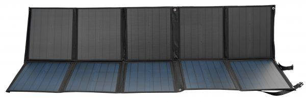 Складная солнечная зарядка панель 160W 17,6V MTF160, фото 2