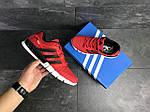 Мужские кроссовки Adidas Clima Cool (красные), фото 3