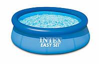 Надувной бассейн intex 28110, 244*76 см