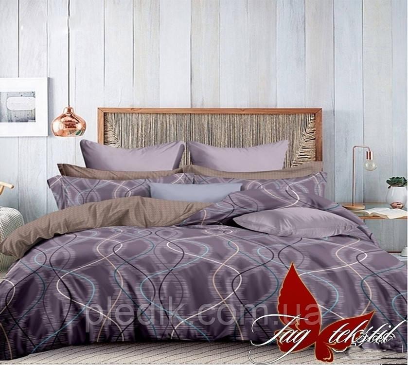 Комплект постельного белья сатин 180х220 TAG S269