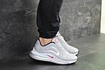 Чоловічі кросівки Nike Air Max 720 (світло-сірі), фото 6