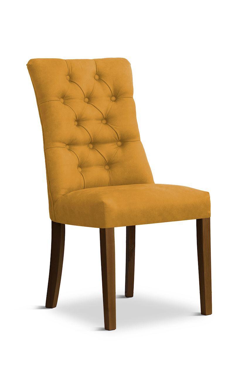 Кресло Lord Atreve Желтый / Черный