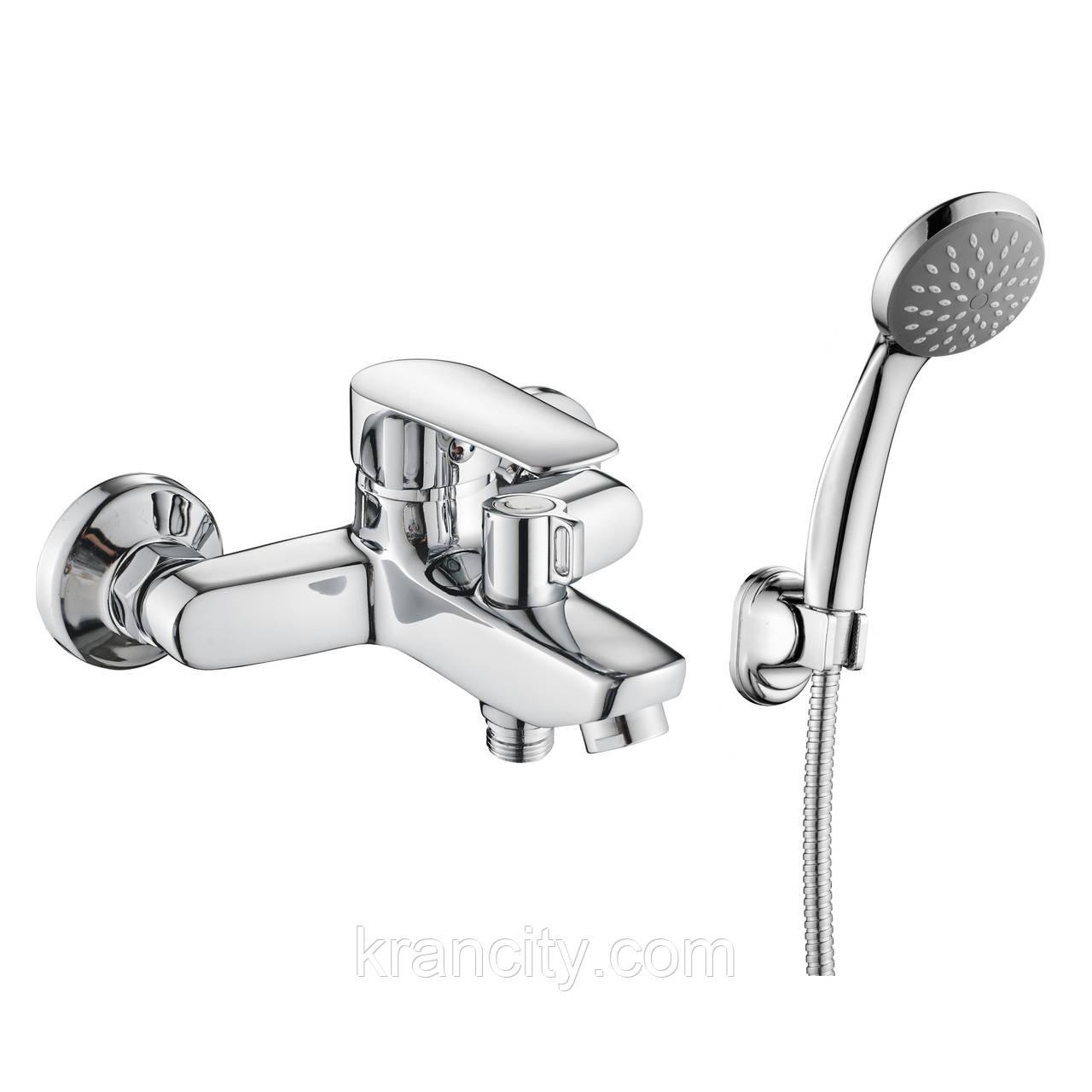 смеситель для ванны однорычажный ROZZY JENORI LOTUS RBZZ002-3