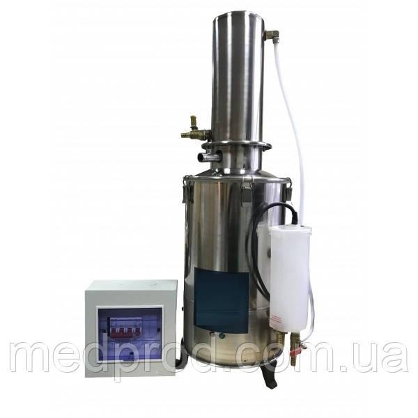 Дистилятор ДЭ-10 электрический бытовой аквадистиллятор 10 л/час, фото 1