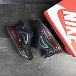 Чоловічі кросівки Nike Air Max 720 (темно-сині), фото 2