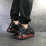 Чоловічі кросівки Nike Air Max 720 (темно-сині), фото 3
