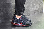Мужские кроссовки Nike Air Max 720 (темно-синие), фото 4