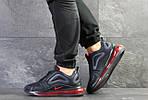Чоловічі кросівки Nike Air Max 720 (темно-сині), фото 5