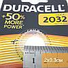 Батарейка DURACELL 2032 3V Lithium batteries Бельгия, фото 3