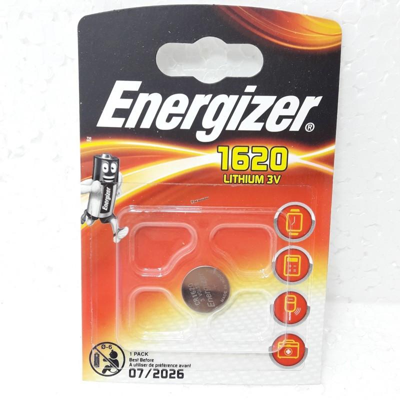 Батарейка Energizer 1620 3V Lithium batteries Япония