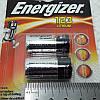 Батарейка Energizer 123 3V Lithium batteries Китай, фото 3