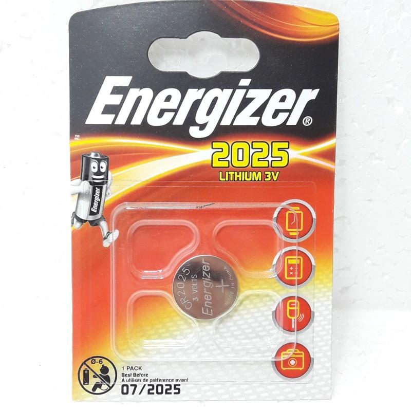 Батарейка Energizer 2025 3V Lithium batteries Китай