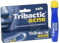 Гель от прыщей точечный Тribactic acne 15 мл