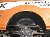 ГАЗ Next (зад лев) защита арок подкрылки локеры на для ГАЗ GAZ Next 09/2015- ЦМФ