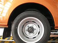 ГАЗ Next (зад прав) защита арок подкрылки локеры на для ГАЗ GAZ Next 09/2015- ЦМФ