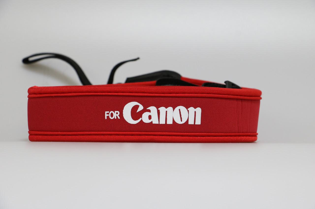 Ремень шейный для фотоаппарата Canon