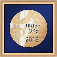 Компания KARMEL получила награду ЛИДЕР ГОДА 2018 в сфере промышленного оборудования