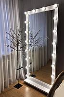 """Макияжное зеркало с подсветкой """"Фози"""" 80х183 см."""