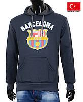 Свитшот,толстовка спортивная  Барселона