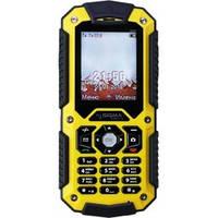 Противоударный телефон Sigma X-treme PQ67   2 сим,2 дюйма,1,3 Мп,2000 мА\ч.
