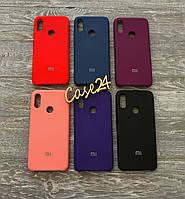 Чехол Soft touch для Xiaomi Redmi Note 7 (6 цветов)