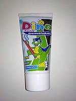 Детская зубная паста Dino
