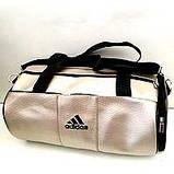 Сумки универсальные кожвинил Adidas (черный)23*44см, фото 4