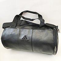 Сумки универсальные кожвинил Adidas (черный)23*44см