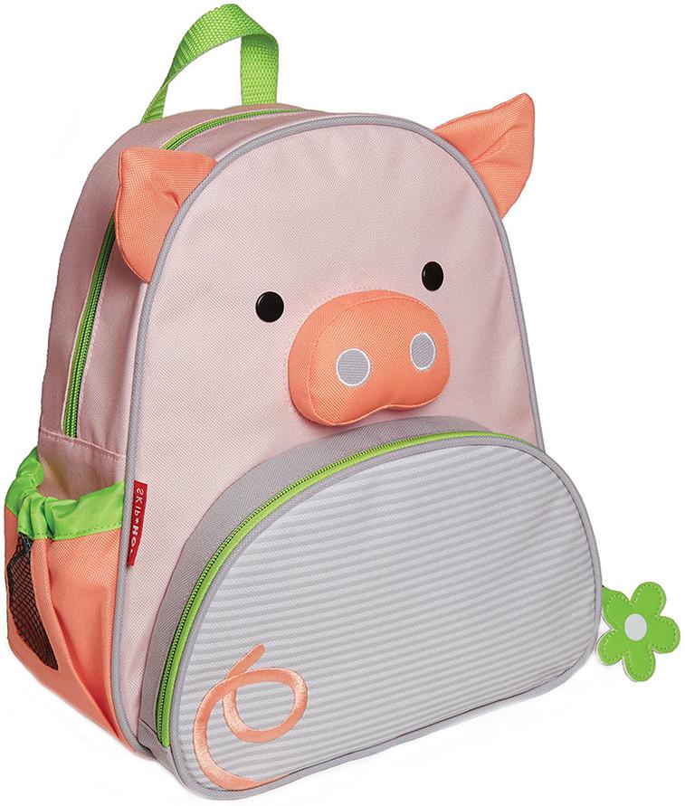 Рюкзак детский, поросенок, Skip Hop 210237