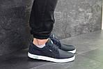 Мужские кроссовки Lacoste (темно-синие) , фото 3