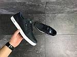 Мужские кроссовки Lacoste (темно-синие) , фото 6