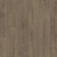 Виниловая клеевая плитка Quick Step LIVYN BALANCE GLU PLUS BAGP40160 Дуб оксамитовий коричневий