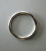 Кольцо литое сварное 39 мм никель