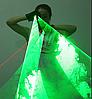 Laser перчатки Noblest Art  с вихревым эффектом лазерного освещения для светового шоу, концертов (LY3211)