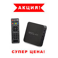 Смарт приставка Android TV BOX MXQ 4k 1GB/8GB