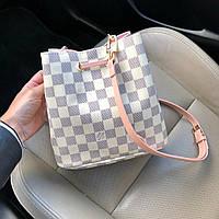 Сумка-мешок копия Louis Vuitton. Мини размер Фабричное качество, фото 3