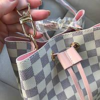 Сумка-мешок копия Louis Vuitton. Мини размер Фабричное качество, фото 5