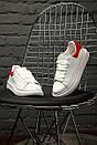 "Кроссовки Alexander McQueen ""White/Red"", фото 6"