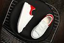 "Кроссовки Alexander McQueen ""White/Red"", фото 7"