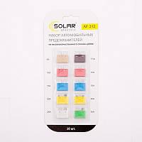 Предохранители на блистери стандарт SOLAR
