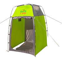 Палатка-душ GreenCamp 30, 120х120х190 см