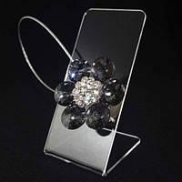 Декоративный магнит подхват для тюлей и штор № 20-101