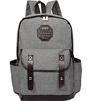 Большой вместительный мужской рюкзак, фото 3