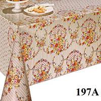 Клеенка на стол Dekorama 197. Рулон. Турция., фото 1