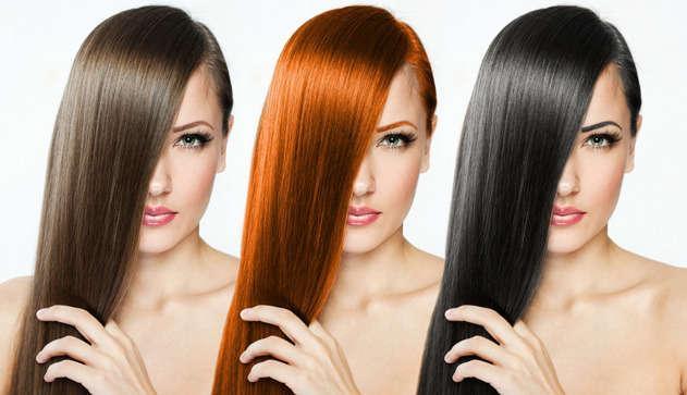 професійна фарба для волосся