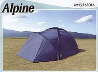 Палатка EOS Alpine 3-х местная (для рыбалки, охоты и туризма)