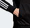 Мужской спортивный костюм Adidas (Адидас) черного цвета с лампасами, фото 4