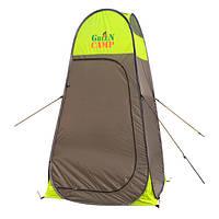 Палатка-душ автоматическая GreenCamp 20, 110х110х190 см, фото 1